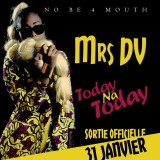 Mrs DV - Today Na Today (Afrobeat)