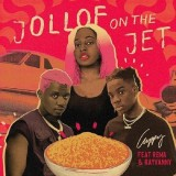 Cuppy Feat Rema x Rayvanny - Jollof On The Jet