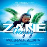 ZANE DEEJAY - MIX DANCE AFRICA COUPE DECALE NDOMBOLO 2021